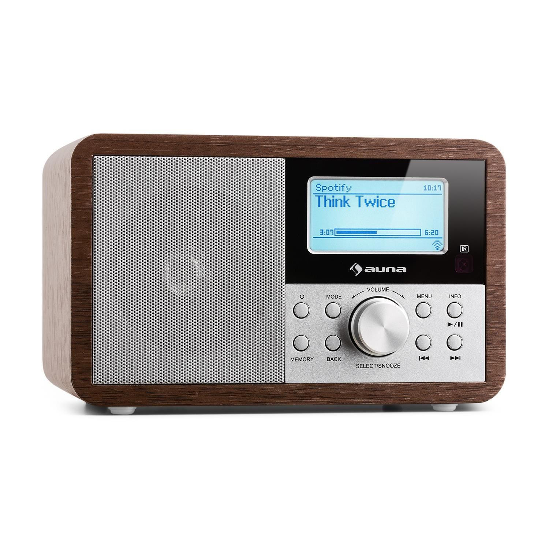 WunderschöNen Digital Fm Radio Tragbare Empfänger Musik Player Lcd Display Kit Display Dual Kanal Single Band Mini Lautsprecher Weiß Grau Farbe Radio
