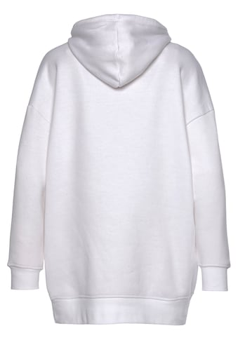 Bench. Longsweatshirt »DAYLA«, Sweatkleid mit frontalem Logoprint kaufen