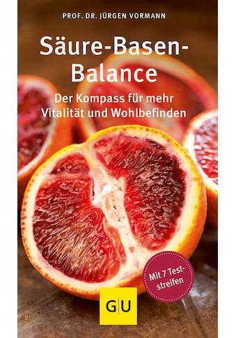 Buch »Säure-Basen-Balance / Jürgen Vormann« kaufen