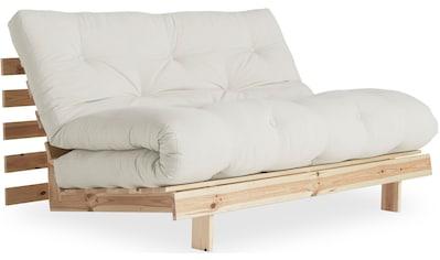 Karup Design Schlafsofa »Roots«, inkl. Futonmatratze, Liegefläche 140x200 cm kaufen