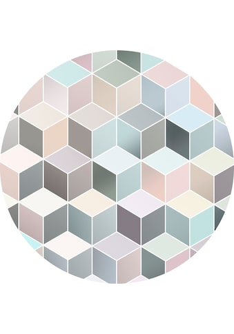 Komar Vliestapete »Pastel Deluxe«, abstrakt kaufen