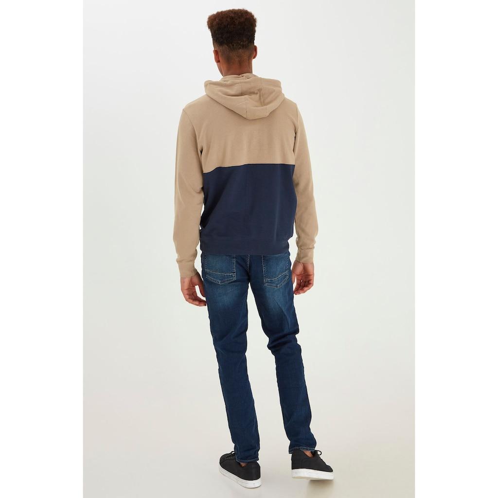 Blend Hoodie »Blend Kapuzenpullover Herren«, Sweat Pullover im Colorblock Look