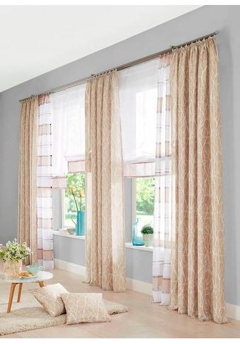 Vorhang, »Camposa«, my home, Kräuselband 2 Stück kaufen