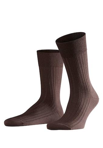 FALKE Socken »Bristol Pure«, (1 Paar), aus feinster Merinowolle kaufen