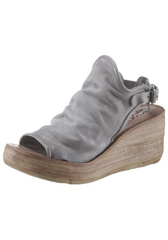 A.S.98 Sandalette, mit verstellbarer Schnalle kaufen