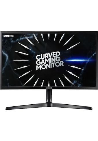 """Samsung C24RG54FQU Curved Gaming Monitor »59,8 cm (23,5"""") Full HD, 4 ms« kaufen"""