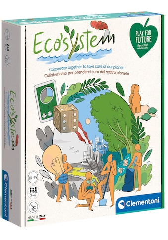 Clementoni® Spiel »Play for Future - Ecosystem«, aus recyceltem Material; Made in Europe kaufen