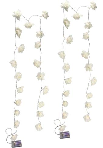 I.GE.A. LED-Lichterkette »Rose« kaufen