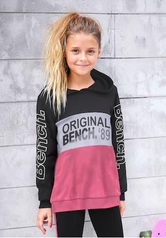 Bench. Kapuzensweatshirt, mit Logoprints kaufen