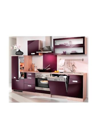 HELD MÖBEL Küchenzeile »Fulda«, ohne E-Geräte, Breite 280 cm kaufen