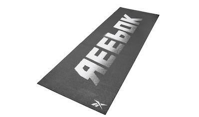 """Reebok Yogamatte »Reebok Yogamatte """"schwarz"""" - beidseitig, rutschfest« kaufen"""