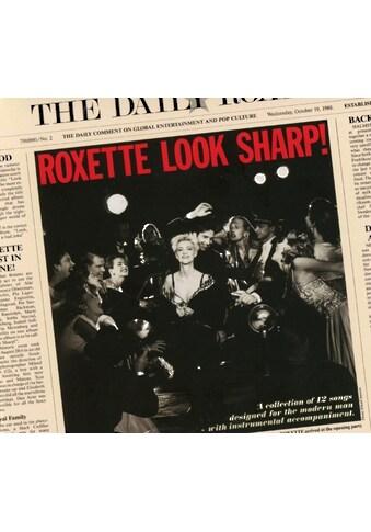 Musik-CD »Look Sharp! 30th Anniversary / Roxette« kaufen