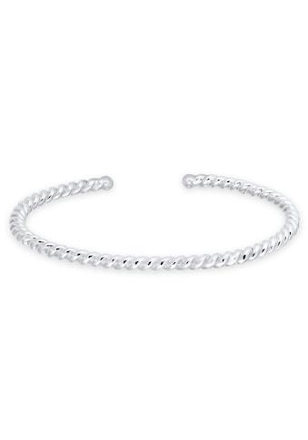Elli Armreif »Basic Bangle Gedreht Braided 925 Sterling Silber« kaufen