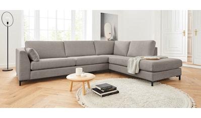andas Ecksofa »Kolding«, hoher Sitzkomfort, mit Federkern kaufen
