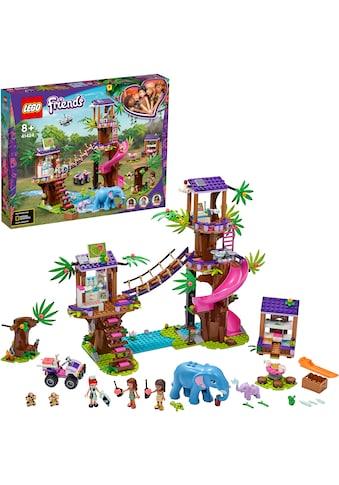 LEGO® Konstruktionsspielsteine »Tierrettungsstation im Dschungel (41424), LEGO®... kaufen