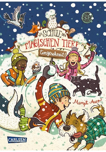 Buch »Die Schule der magischen Tiere: Eingeschneit! Ein Winterabenteuer / Margit Auer,... kaufen