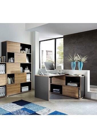 GERMANIA Büromöbel-Set »GW-Slide«, (Set, 2 St.) kaufen