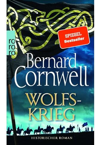Buch Wolfskrieg / Bernard Cornwell; Karolina Fell kaufen