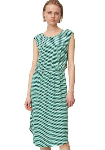 Marc O'Polo DENIM Sommerkleid, mit Gummizug in der Taille kaufen