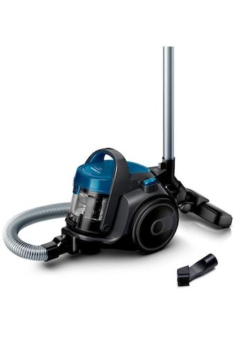 BOSCH Bodenstaubsauger »BGC05A220A Cleann'n«, 700 W, beutellos, Kompakt mit überzeugender Reinigungsleistung. Kann platzsparend verstaut werden. kaufen