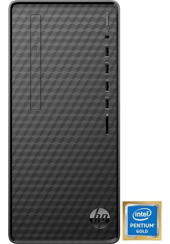 HP »M01 - F0020ng« PC (Intel®, Pentium Gold, UHD Graphics 610) kaufen
