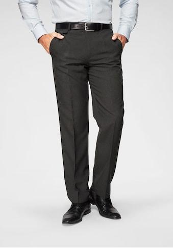 Man's World Anzughose, (Spar-Set, 2 tlg., 2er-Pack), 2. Hose in Schwarz kaufen