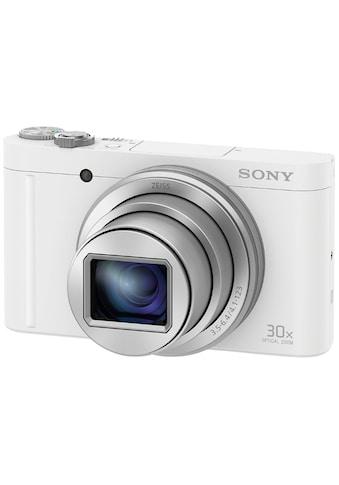 Sony »Cyber - Shot DSC - WX500« Superzoom - Kamera (18,2 MP, 30x opt. Zoom, WLAN (Wi - Fi) NFC) kaufen
