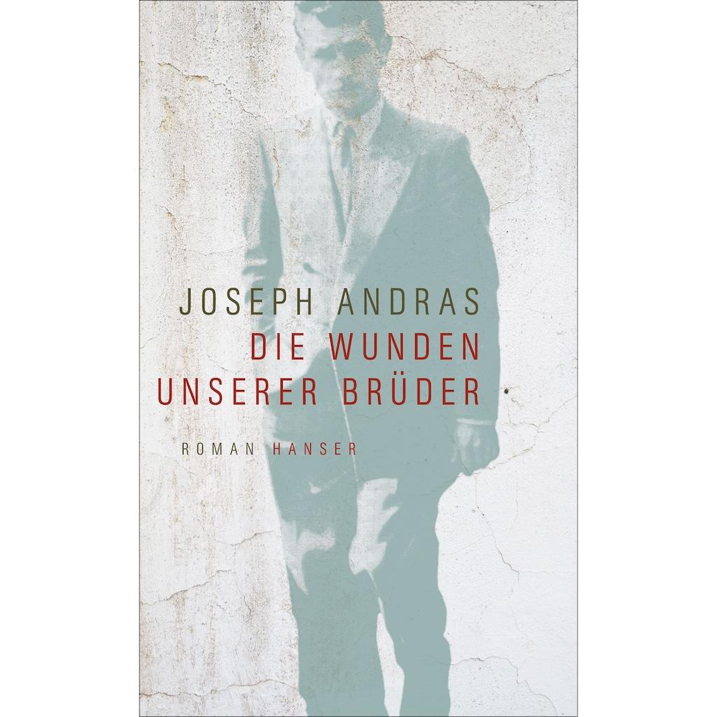 Buch »Die Wunden unserer Brüder / Joseph Andras, Claudia Hamm«