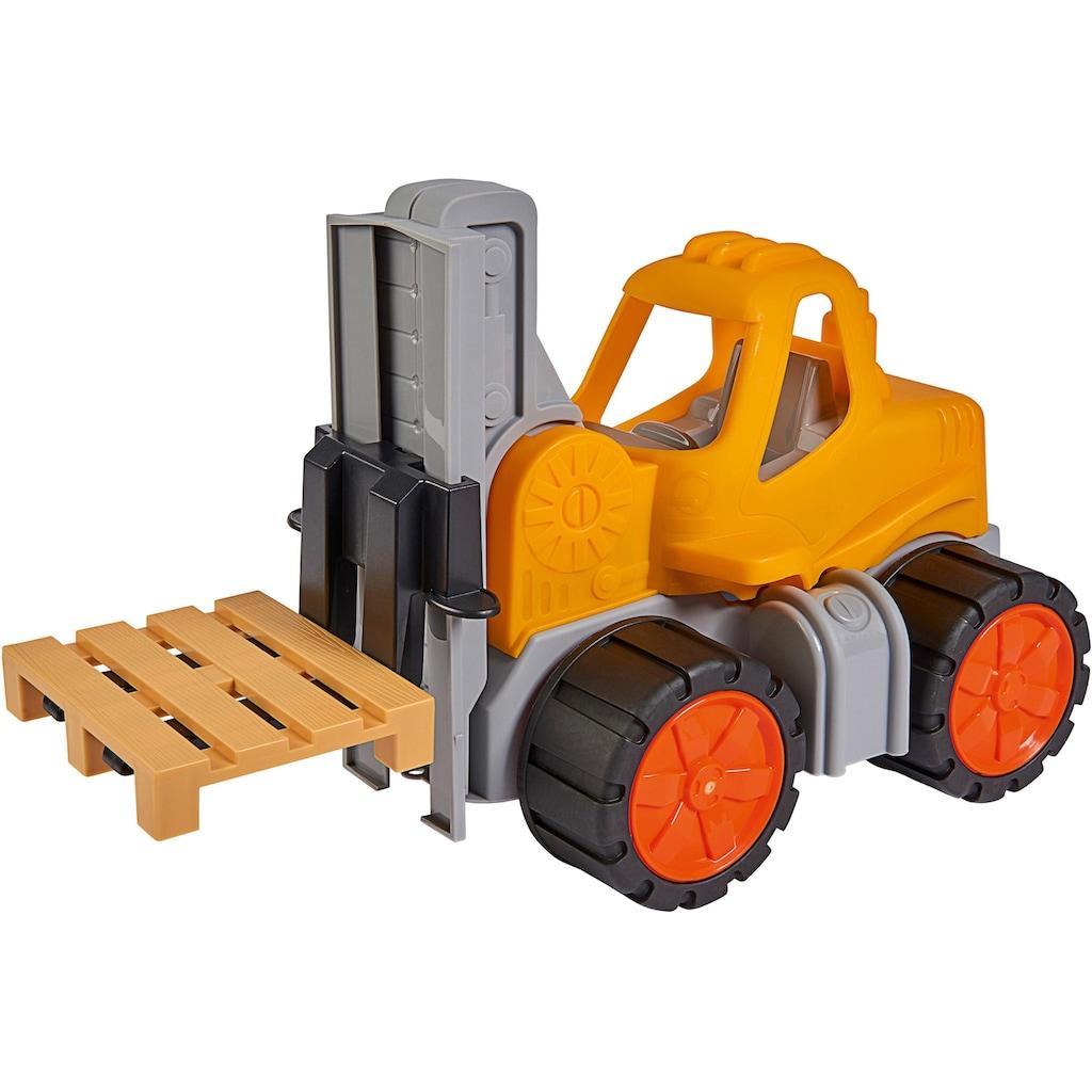 BIG Spielzeug-Gabelstapler »BIG Power Worker Gabelstapler«