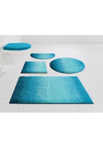 GRUND exklusiv Badematte »Mistral«, Höhe 20 mm, rutschhemmend beschichtet, fußbodenheizungsgeeignet kaufen