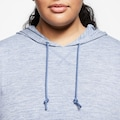 Nike Kapuzensweatshirt »YOGA JERSEY CROP HOODIE PLUS SIZE«, In großen Größen