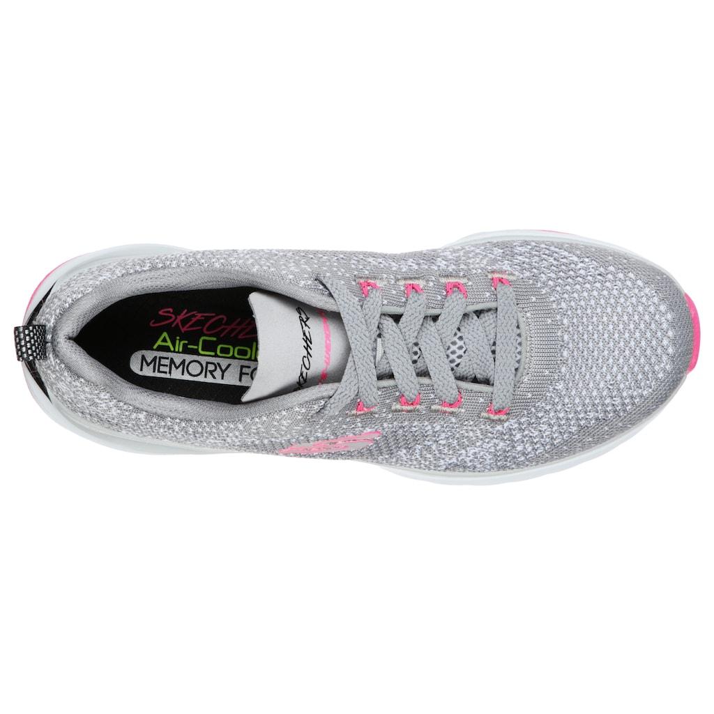 Skechers Sneaker »ULTRA GROOVE«, mit schnelltrocknender Bio-Dri-Ausstattung