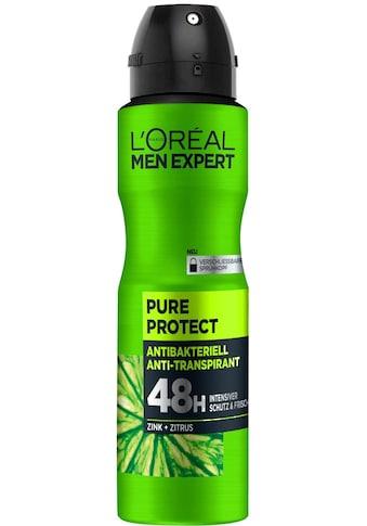 """L'ORÉAL PARIS MEN EXPERT Deo - Spray """"Pure Protect"""" kaufen"""