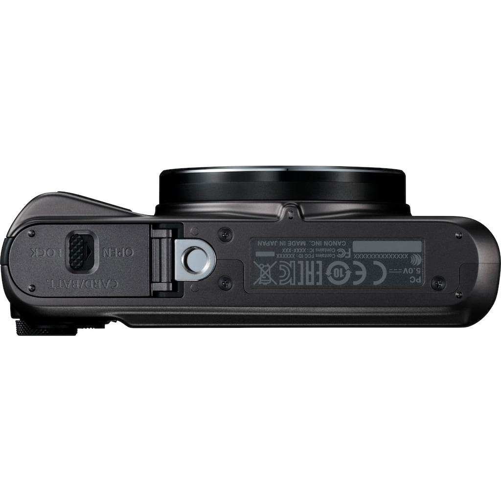 Canon Kompaktkamera »Power Shot SX720 HS«, WLAN (Wi-Fi)-NFC, Travel Case & Gorillapod (Ministativ)