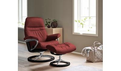 Stressless® Relaxsessel »Sunrise«, mit Signature Base, Größe M, Gestell Schwarz kaufen