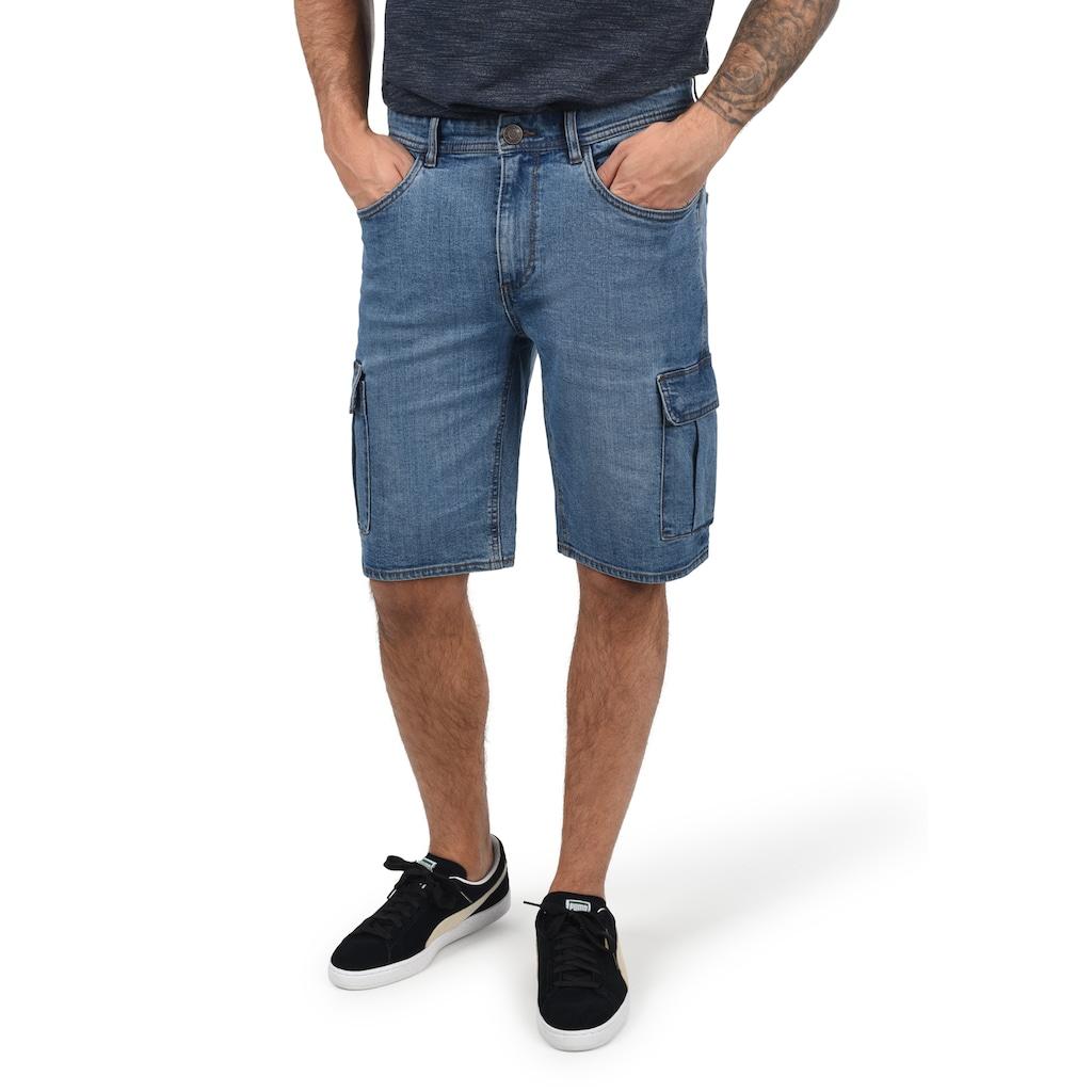 Blend Jeansshorts »Jacko«, Cargoshorts aus Denim