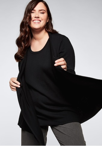 Sheego 2-in-1-Pullover, in Twinset-Optik kaufen