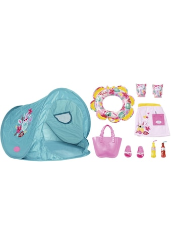 Baby Born Puppen Zelt »Holiday Strand Set« kaufen