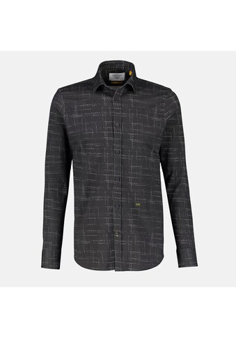 NEW IN TOWN Langarmhemd »Chalk - Check« kaufen