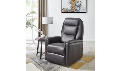 DELAVITA Relaxsessel »Arian«, mit einer elektrischen Relaxfunktion, Sitz- und... kaufen