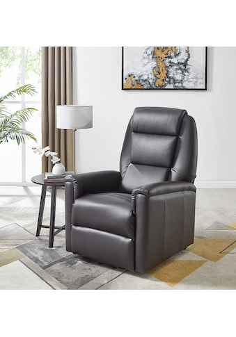 DELAVITA Relaxsessel »Arian«, mit einer elektrischen Relaxfunktion, Sitz- und Liegeposition möglich, Aufstehhilfe, Sitzhöhe 50 cm kaufen