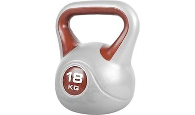 GORILLA SPORTS Kettlebell »Kettlebell Stylish Kunststoff 18 kg«, 18 kg kaufen