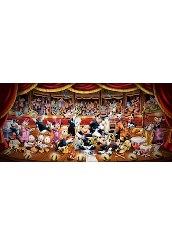 Clementoni® Puzzle »Panorama High Quality Collection - Disney Orchester«, Made in Europe kaufen