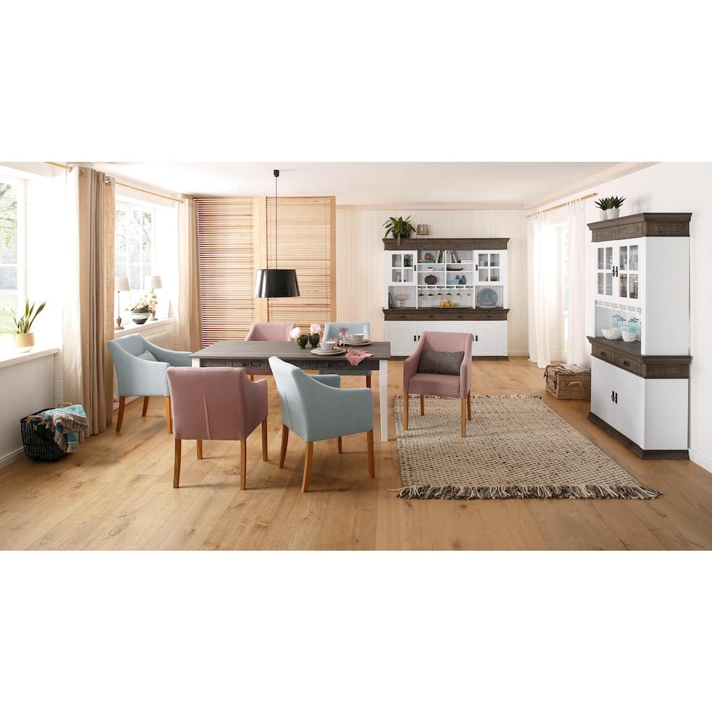 Home affaire 4-Fußstuhl »Demetra«