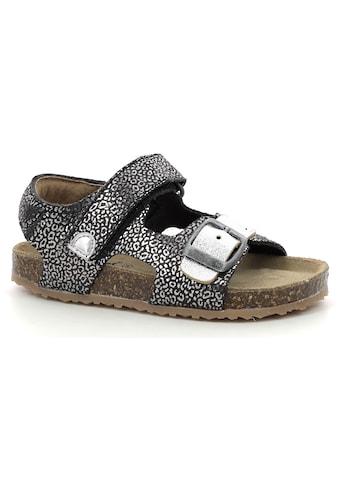 Kickers Sandale, mit Leoparden-Musterung im Metallic Look kaufen