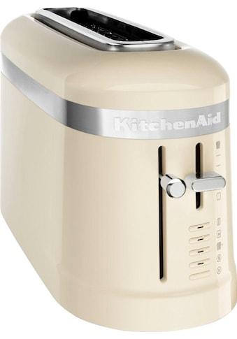 KitchenAid Toaster »5KMT3115EAC«, 1 langer Schlitz, für 2 Scheiben, 900 W kaufen