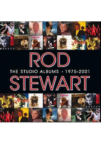 Musik-CD »The Studio Albums 1975-2001 / Stewart,Rod« kaufen