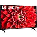 "LG LED-Fernseher »43UN73006LC«, 108 cm/43 "", 4K Ultra HD, Smart-TV, HDR10 Pro, Google Assistant, Alexa, AirPlay 2, Magic Remote-Fernbedienung"