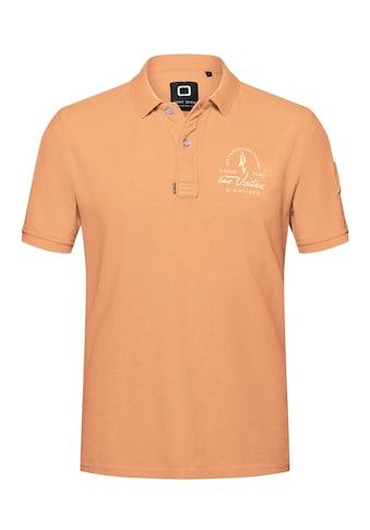 CODE-ZERO Poloshirt »Poloshirt Herren Le Port«, mit Perlmuttknöpfen kaufen