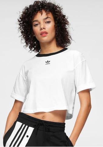 adidas Originals T - Shirt »CROP TOP« kaufen